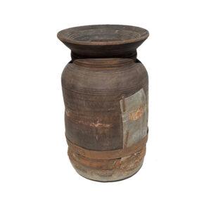 boho ibiza Houten Waterpot L #1