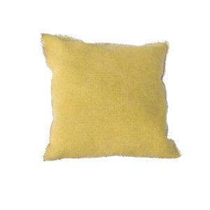 boho ibiza - geel kussen