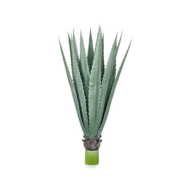Boho Ibiza Agave plant grey 110cm